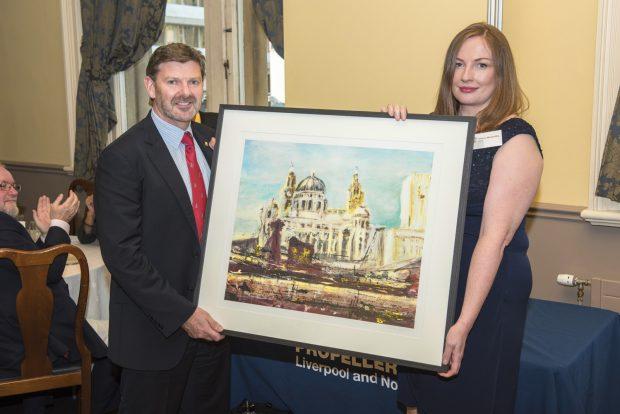 Art Auction Winner