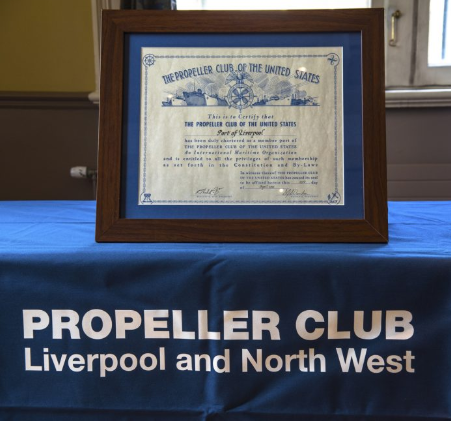 Propeller Club Liverpool Charter