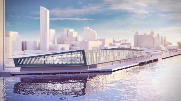 Liverpool Cruise Terminal Designs